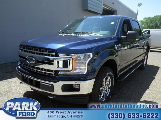 2018 F-150 SuperCrew Cab 4x4,  Pickup #T777 - photo 4