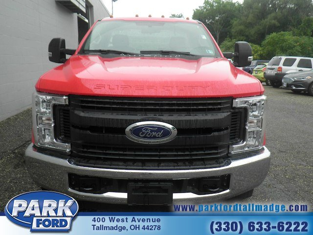 2018 F-350 Regular Cab DRW 4x2,  M H EBY Platform Body #T790 - photo 5