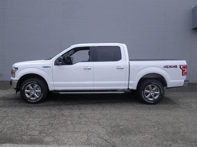2018 F-150 SuperCrew Cab 4x4,  Pickup #T810 - photo 4