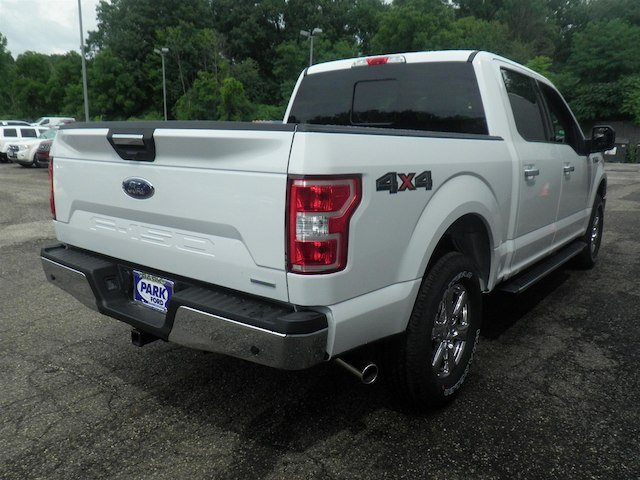 2018 F-150 SuperCrew Cab 4x4,  Pickup #T810 - photo 7