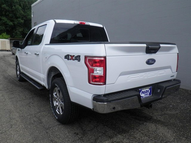 2018 F-150 SuperCrew Cab 4x4,  Pickup #T810 - photo 2