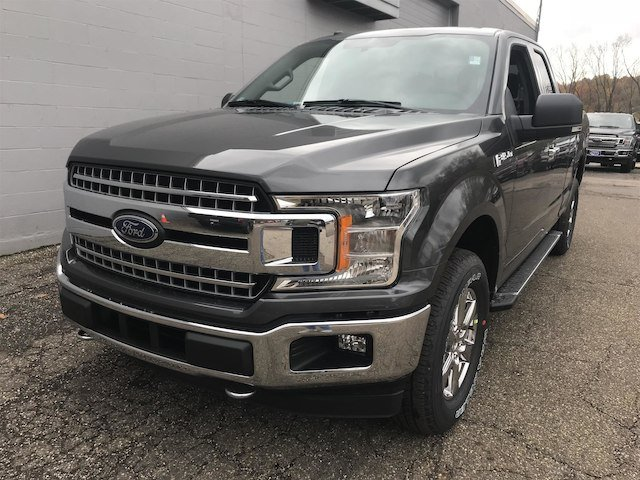 2018 F-150 Super Cab 4x4,  Pickup #T959 - photo 4