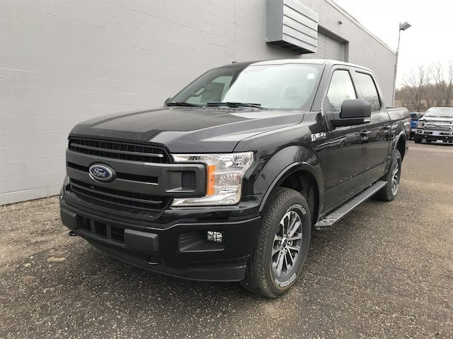 2018 F-150 SuperCrew Cab 4x4,  Pickup #T967 - photo 4