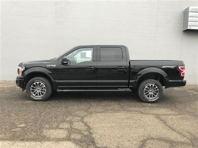 2018 F-150 SuperCrew Cab 4x4,  Pickup #T967 - photo 3
