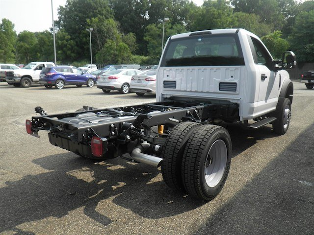 2019 F-550 Regular Cab DRW 4x4,  Cab Chassis #V006 - photo 7