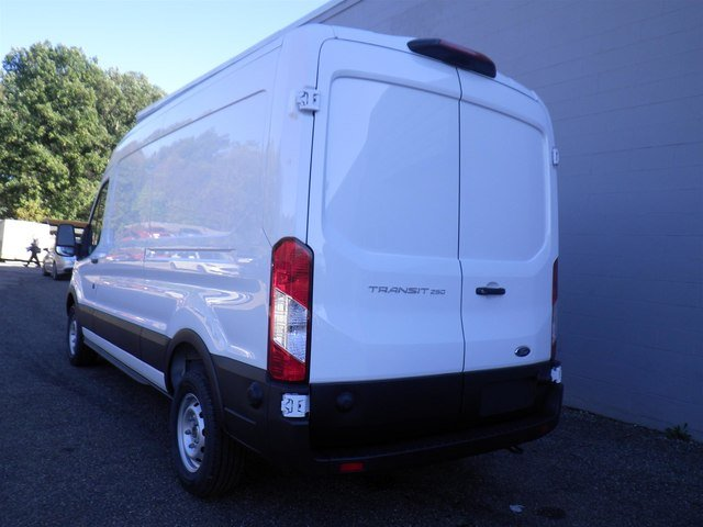 2019 Transit 250 Med Roof 4x2,  Empty Cargo Van #V053 - photo 9