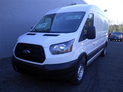 2019 Transit 250 Med Roof 4x2,  Empty Cargo Van #V053 - photo 4