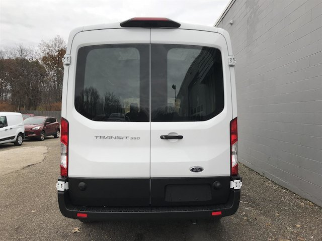 2019 Transit 350 Med Roof 4x2,  Empty Cargo Van #V062 - photo 8