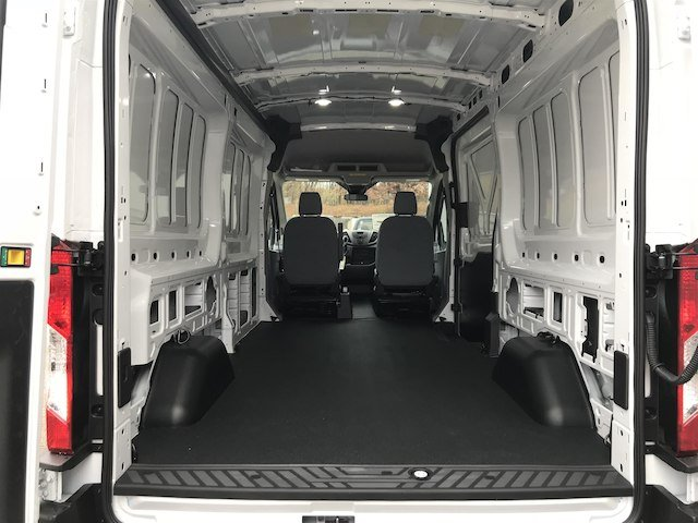 2019 Transit 350 Med Roof 4x2,  Empty Cargo Van #V062 - photo 2