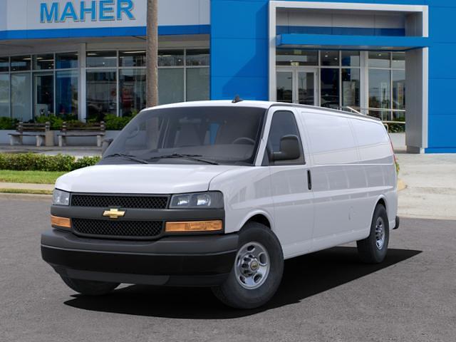 2021 Chevrolet Express 2500 4x2, Adrian Steel Upfitted Cargo Van #210357 - photo 1