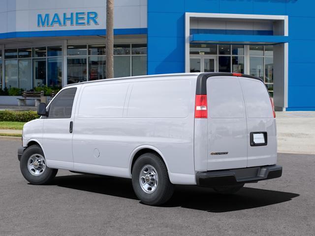 2021 Chevrolet Express 2500 4x2, Adrian Steel Upfitted Cargo Van #210362 - photo 1