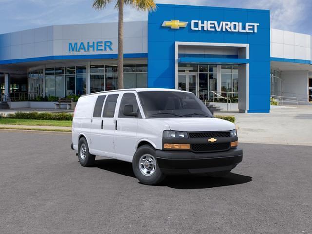 2021 Chevrolet Express 2500 4x2, Empty Cargo Van #210443 - photo 1