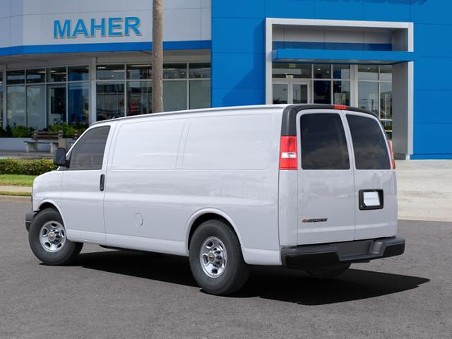 2021 Chevrolet Express 2500 4x2, Empty Cargo Van #210468 - photo 1