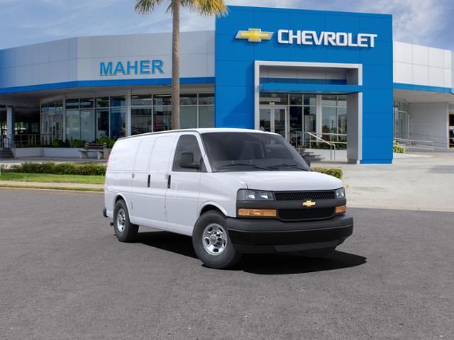 2021 Chevrolet Express 2500 4x2, Adrian Steel Upfitted Cargo Van #22279 - photo 1