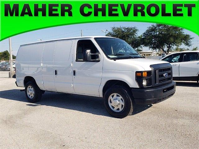 2014 Ford E-250 4x2, Upfitted Cargo Van #RE4454 - photo 1