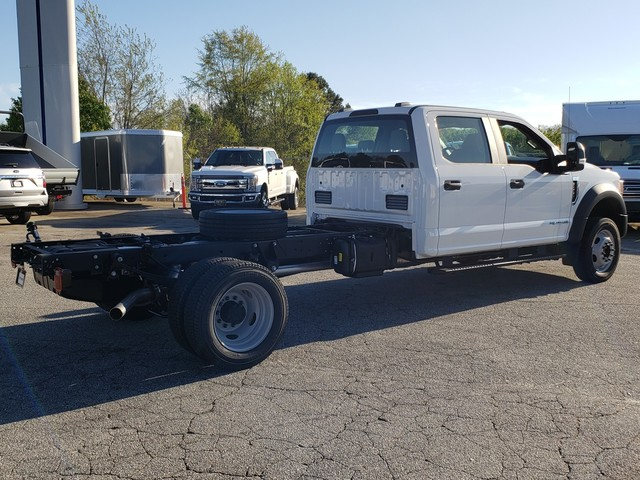 2020 Ford F-550 Crew Cab DRW 4x4, Cab Chassis #210242 - photo 1