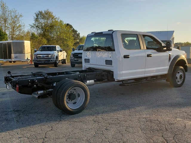 2020 Ford F-550 Crew Cab DRW 4x4, Cab Chassis #210338 - photo 1