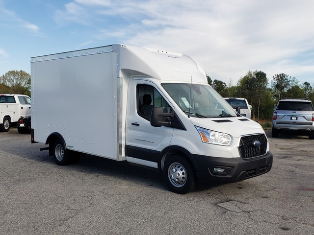 2020 Ford Transit 350 HD DRW RWD, Rockport Cutaway Van #210446 - photo 1