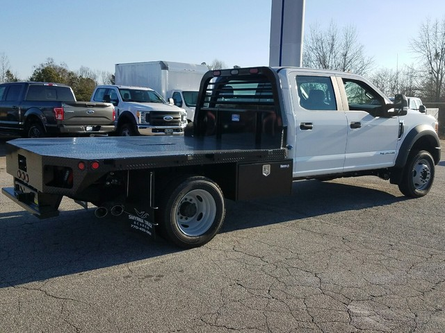 2017 F-450 Crew Cab DRW 4x4, Freedom Platform Body #71245 - photo 6