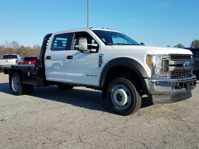 2017 F-450 Crew Cab DRW 4x4, Freedom Platform Body #71245 - photo 8