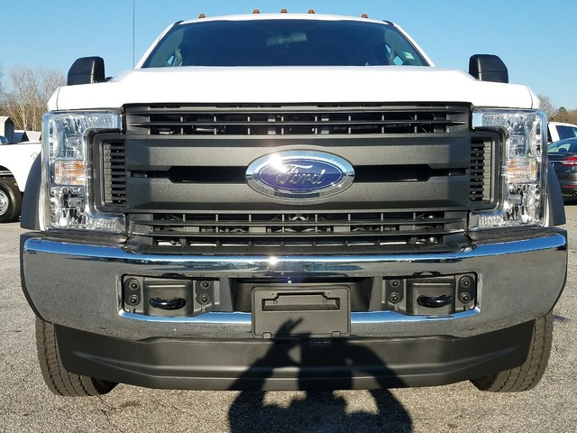 2017 F-450 Crew Cab DRW 4x4, Freedom Platform Body #71245 - photo 9