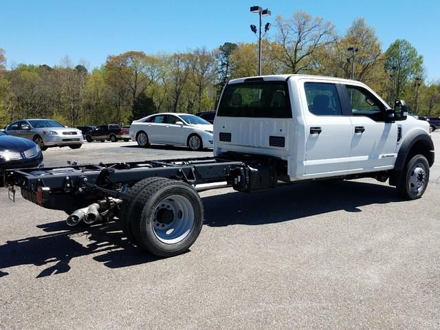 2017 F-450 Crew Cab DRW 4x4, Cab Chassis #71261 - photo 2