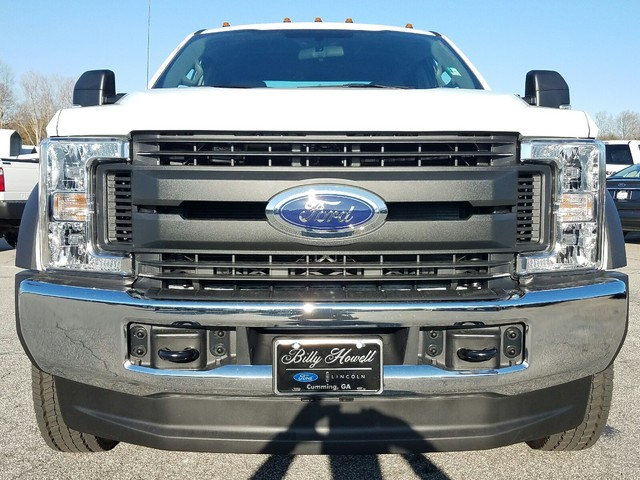 2017 F-450 Super Cab DRW 4x4, Freedom Platform Body #71287 - photo 11