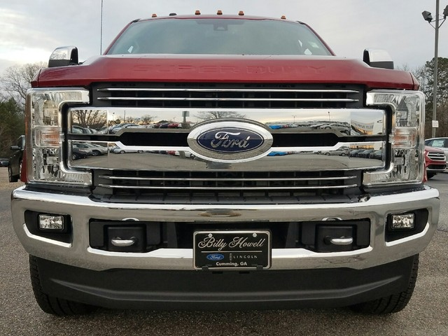2017 F-250 Crew Cab 4x4 Pickup #71324 - photo 12
