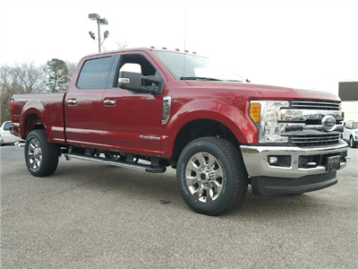 2017 F-250 Crew Cab 4x4 Pickup #71324 - photo 1