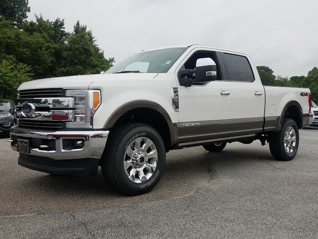 2017 F-250 Crew Cab 4x4 Pickup #71558 - photo 3