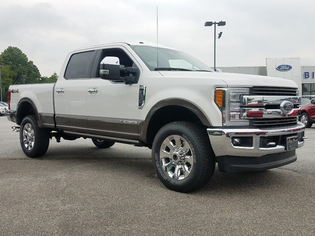 2017 F-250 Crew Cab 4x4 Pickup #71558 - photo 1