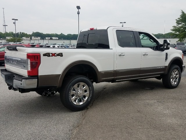 2017 F-250 Crew Cab 4x4 Pickup #71558 - photo 2