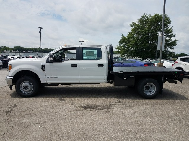 2017 F-350 Crew Cab DRW 4x4, Platform Body #71614 - photo 3