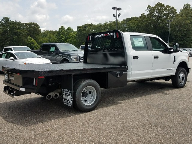 2017 F-350 Crew Cab DRW 4x4, Platform Body #71614 - photo 2