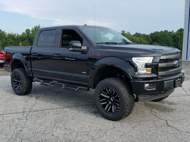 2017 F-150 Crew Cab 4x4 Pickup #71619 - photo 1