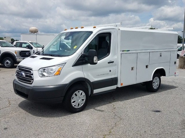 2017 Transit 350, Reading Aluminum CSV Service Utility Van #71697 - photo 1