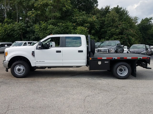 2017 F-350 Crew Cab DRW 4x4, Freedom Platform Body #71702 - photo 4