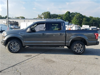 2017 F-150 Crew Cab 4x4 Pickup #71831 - photo 4