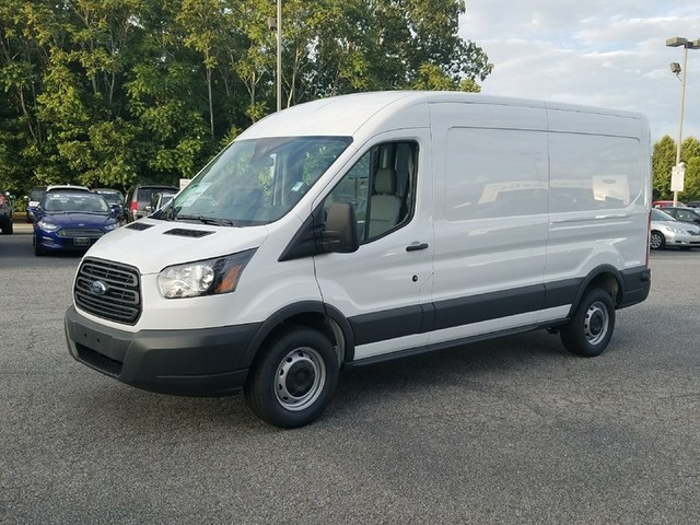 2017 Transit 250 Medium Roof Cargo Van #71873 - photo 3
