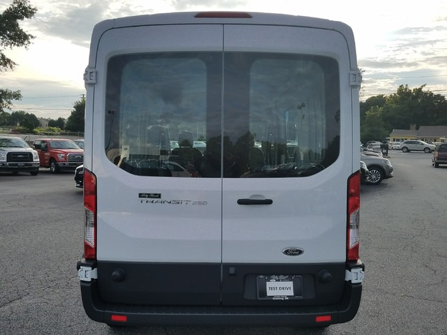 2017 Transit 250 Medium Roof Cargo Van #71873 - photo 8
