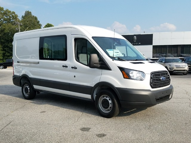 2017 Transit 250 Medium Roof Cargo Van #71912 - photo 10