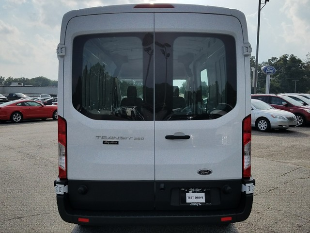 2017 Transit 250 Medium Roof Cargo Van #71912 - photo 7