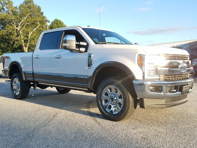 2017 F-350 Crew Cab 4x4 Pickup #72007 - photo 1