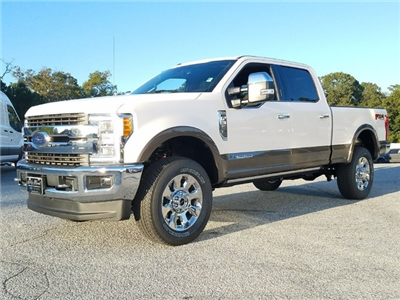 2017 F-350 Crew Cab 4x4 Pickup #72007 - photo 3