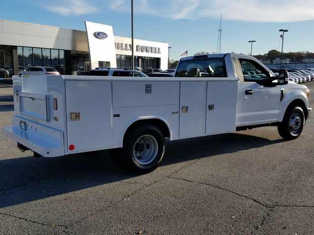 2017 F-350 Regular Cab DRW, Reading Classic II Steel Service Body #72047 - photo 2