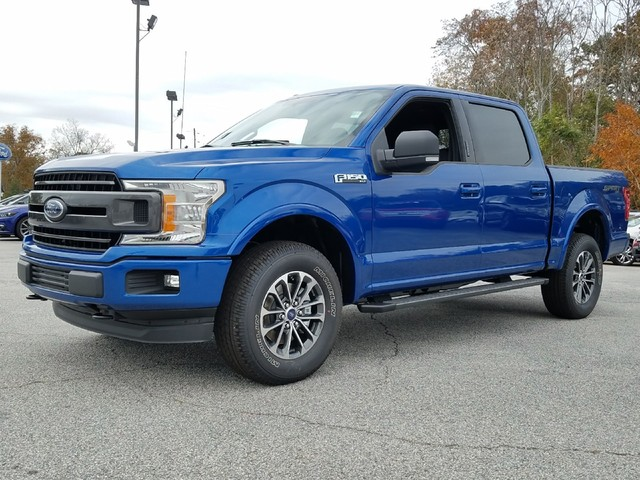2018 F-150 SuperCrew Cab 4x4,  Pickup #81045 - photo 3