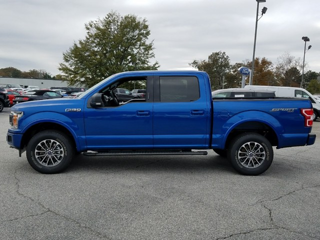 2018 F-150 SuperCrew Cab 4x4,  Pickup #81045 - photo 4