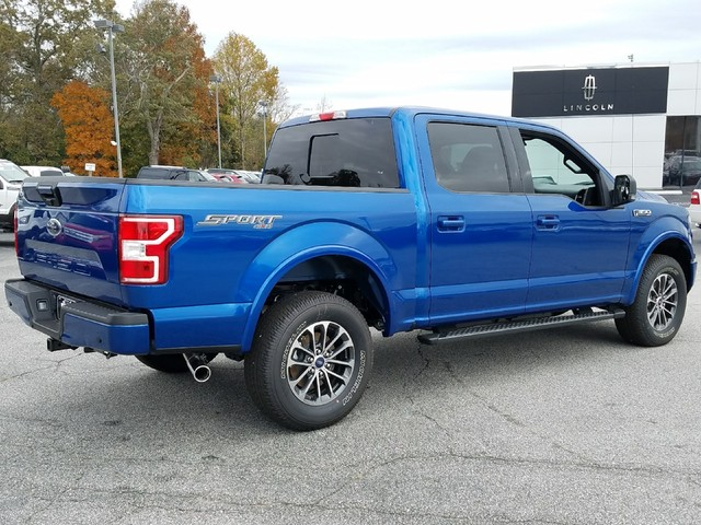 2018 F-150 SuperCrew Cab 4x4,  Pickup #81045 - photo 2