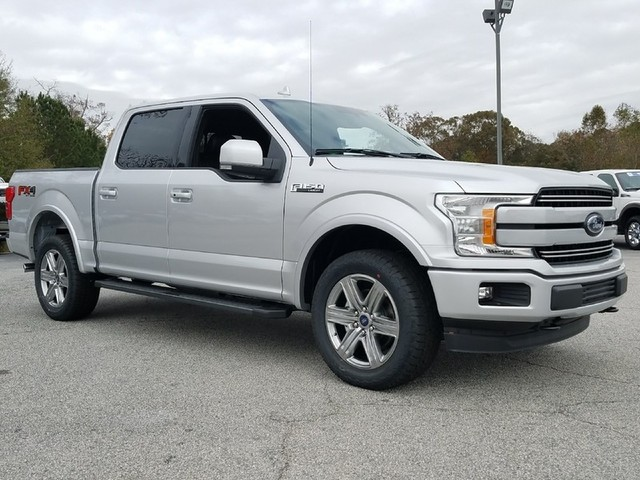 2018 F-150 Crew Cab 4x4 Pickup #81053 - photo 1