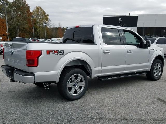 2018 F-150 Crew Cab 4x4 Pickup #81053 - photo 2